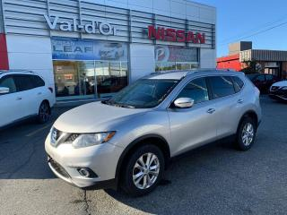 Used 2016 Nissan Rogue SV for sale in Val-d'Or, QC