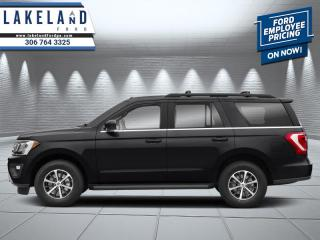 New 2020 Ford Expedition Limited  - Navigation -  Sunroof for sale in Prince Albert, SK
