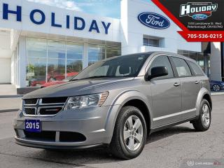 Used 2015 Dodge Journey Canada Value Pkg for sale in Peterborough, ON