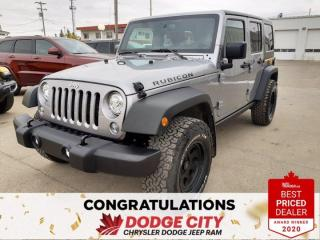Used 2018 Jeep Wrangler JK Unlimited RUBICON for sale in Saskatoon, SK