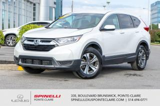Used 2019 Honda CR-V **LX** *CAMERA DE RECUL*BANCS CHAUFFANTS*DEMARREUR A DISTANCE*GROUPE ELECTRIQUE* for sale in Montréal, QC