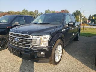 New 2020 Ford F-150 Limited  for sale in New Hamburg, ON