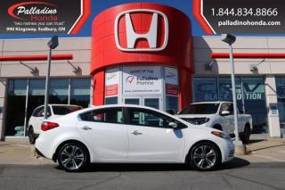 Used 2016 Kia Forte EX for sale in Sudbury, ON