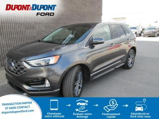 Used 2019 Ford Edge Titanium TI for sale in Gatineau, QC