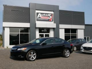 Used 2013 Acura ILX Premium + INSPECTÉ + BAS KILO + CUIR + TOIT for sale in Sherbrooke, QC