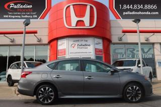 Used 2017 Nissan Sentra SR Turbo for sale in Sudbury, ON