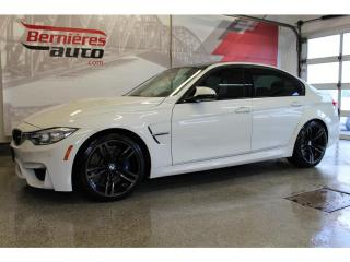 Used 2015 BMW M3 for sale in Lévis, QC