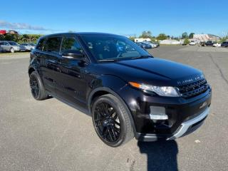 Used 2013 Land Rover Evoque Dynamic for sale in Pintendre, QC