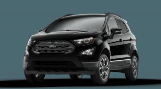 New 2020 Ford EcoSport SES for sale in Thornhill, ON