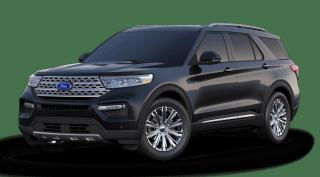 New 2020 Ford Explorer LIMITED for sale in Thornhill, ON