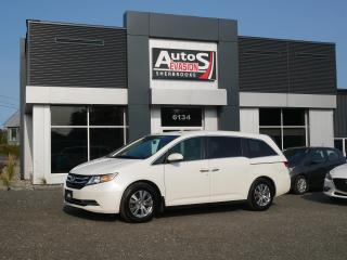 Used 2015 Honda Odyssey Vendu, sold merci for sale in Sherbrooke, QC
