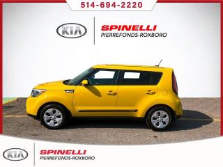 Used 2015 Kia Soul LX MANUELLE for sale in Montréal, QC