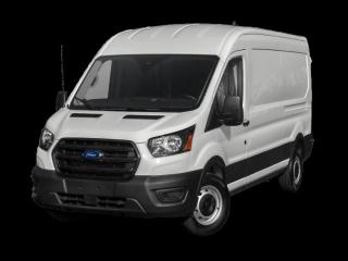 New 2020 Ford Transit Cargo Van for sale in Brandon, MB
