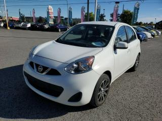 Used 2015 Nissan Micra 4dr HB AUTO SV for sale in Gatineau, QC