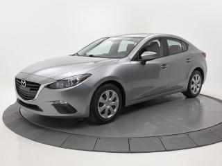 Used 2016 Mazda MAZDA3 Auto GX CAMERA DE RECUL BLUETOOTH for sale in Brossard, QC