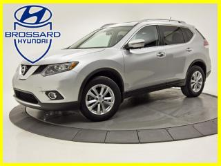 Used 2016 Nissan Rogue AWD SV TECH NAV BLUETOOTH MAGS TOIT OUVRANT for sale in Brossard, QC