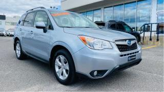 Used 2015 Subaru Forester 5dr Wgn CVT 2.5i Touring,toit,siege electrique for sale in Lévis, QC