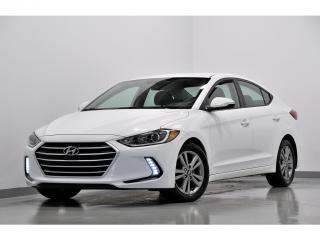 Used 2017 Hyundai Elantra GL SIÈGES CHAUFFANTS BLUETOOTH CRUISE for sale in Brossard, QC