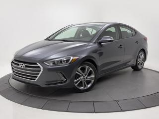 Used 2017 Hyundai Elantra Auto GLS MAGS TOIT OUVRANT BLUETOOTH for sale in Brossard, QC