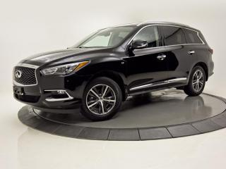 Used 2019 Infiniti QX60 PURE AWD CAMERA DE RECUL TOIT OUVRANT NAV for sale in Brossard, QC