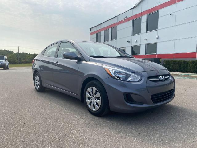 2016 Hyundai Accent GL Low KMS!