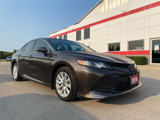 Used 2018 Toyota Camry LE only 27500kms! for sale in Tillsonburg, ON