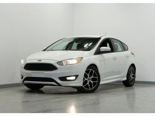 Used 2017 Ford Focus HB SE MAGS CRUISE CAMERA DE RECUL for sale in Brossard, QC