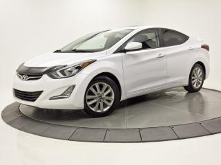 Used 2016 Hyundai Elantra SPORT,MAGS.TOIT,CAMÉRA DE RECUL for sale in Brossard, QC