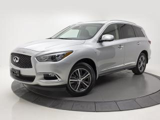 Used 2019 Infiniti QX60 4x4 AWD GPS CAM 360 7 places for sale in Brossard, QC
