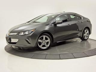 Used 2017 Chevrolet Volt LT PLUG IN HYBRID for sale in Brossard, QC