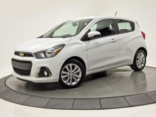 Used 2017 Chevrolet Spark 5dr HB AUTO  CRUISE BLUETOOTH FOG MAGS for sale in Brossard, QC