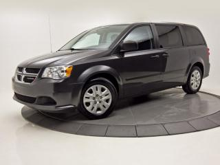 Used 2016 Dodge Grand Caravan A/C DÉMARREUR À DISTANCE BLUETOOTH CRUISE for sale in Brossard, QC