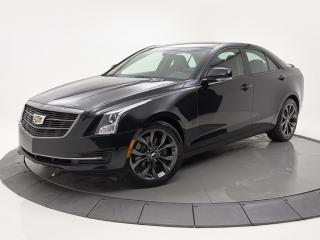 Used 2017 Cadillac ATS Luxury AWD V APP. PACK for sale in Brossard, QC