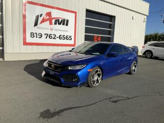 Used 2018 Honda Civic Si Manual for sale in Rouyn-Noranda, QC