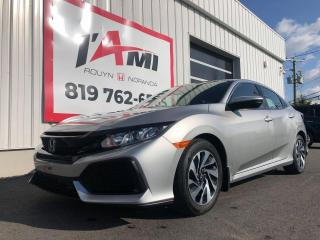 Used 2018 Honda Civic LX CVT for sale in Rouyn-Noranda, QC