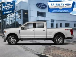 New 2020 Ford F-350 Super Duty Platinum  - Diesel Engine for sale in Steinbach, MB