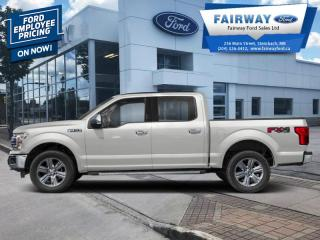 New 2020 Ford F-150 Lariat  - Leather Seats for sale in Steinbach, MB