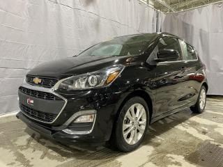 Used 2019 Chevrolet Spark 4dr HB CVT LT w-1LT for sale in Rouyn-Noranda, QC