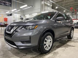 Used 2018 Nissan Rogue AWD S for sale in Rouyn-Noranda, QC