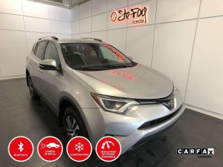 Used 2017 Toyota RAV4 LE - FWD - SIÈGES CHAUFFANTS for sale in Québec, QC