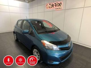 Used 2014 Toyota Yaris Le - A/c - Bluetooth for sale in Québec, QC