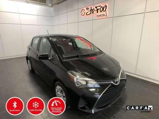 Used 2015 Toyota Yaris Le - Bluetooth - A/c for sale in Québec, QC