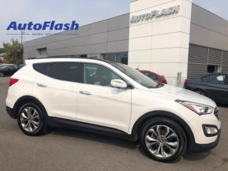 Used 2015 Hyundai Santa Fe Sport 2.0T Limited AWD *Blind-Spot *GPS/Camera for sale in St-Hubert, QC