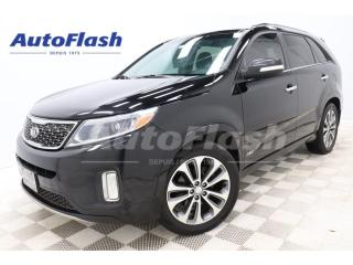 Used 2015 Kia Sorento SX 3.3L AWD *Blind-Spot *Cooled-Seats *Toit-Pano for sale in St-Hubert, QC