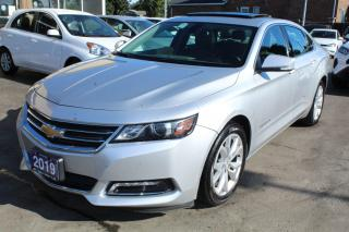 Used 2019 Chevrolet Impala LT for sale in Brampton, ON