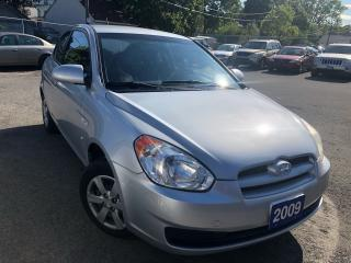Used 2009 Hyundai Accent MAN L for sale in St Catharines, ON
