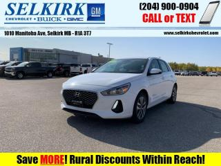 Used 2019 Hyundai Elantra GT Preferred AT  - Android Auto for sale in Selkirk, MB