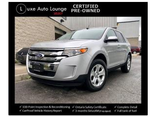 Used 2013 Ford Edge SEL, HEATED SEATS, BACK-UP CAMERA, REMOTE START! for sale in Orleans, ON
