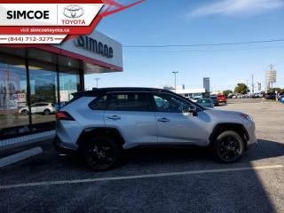 New 2020 Toyota RAV4 Hybrid XSE Tech  - $308 B/W for sale in Simcoe, ON