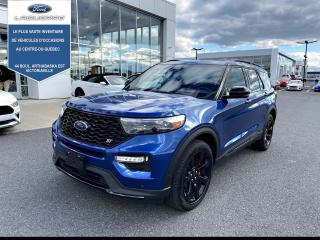 Used 2020 Ford Explorer ST 4WD TAUX A 1.99% for sale in Victoriaville, QC